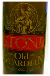 Stone Old Guardian Barley Wine Style