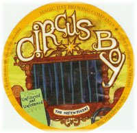Magic Hat Circus Boy