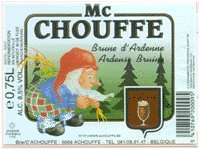 McChouffe Brown