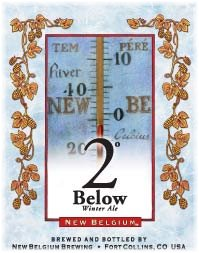 New Belgium 2 Below