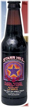 Starr Hill Darkstarr Stout