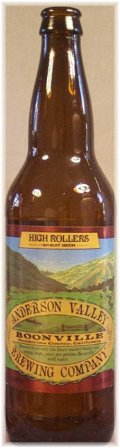 Anderson Valley High Roller Wheat