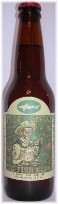 Dogfish Head Old School Barleywine Ale