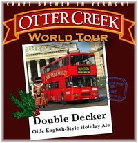 Otter Creek Double Decker Holiday Ale
