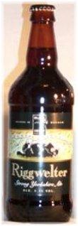 Riggwelter Yorkshire Ale