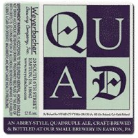 Weyerbacher Quad