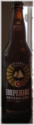 Pyramid Imperial Hefeweizen