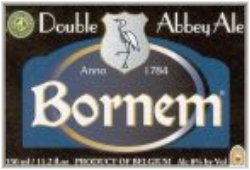 Bornem Double Abbey Ale