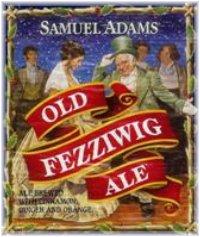 Sam Adams Old Fezziwig