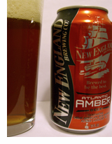 New England Brewing Atlantic Amber