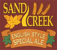 Sand Creek English Ale