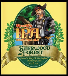 Sherwood Forest IPA