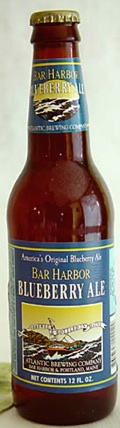 Atlantic Brewing Bar Harbor Blueberry Ale