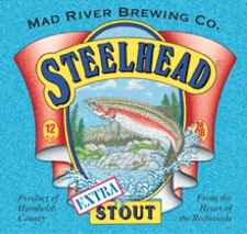 Mad River Steelhead Stout