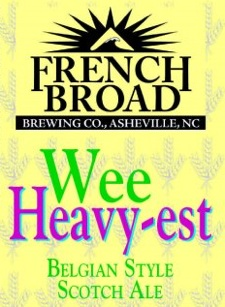 French Broad Wee Heavy-est