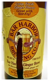 Bar Harbor Ginger Brew