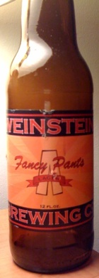 Weinstein Fancy Pants Lager