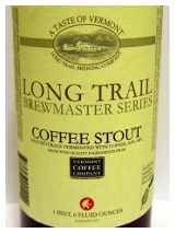 Long Trail Brewmaster Series Coffee Stout
