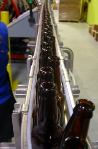 Magic Hat Bottling Line