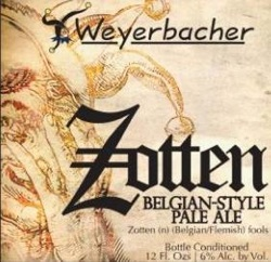 Weyerbacher Zotten