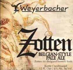 Weyerbacher Zotten