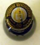 Trappist Westvleteren 12 Bottle Cap