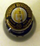 Trappist Westvleteren 12 Bottle Cap